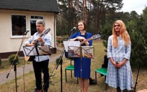 Magnificat Band w zmniejszonym składzie
